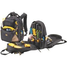 Custom LeatherCraft 1134 44-Pocket Tool Backpack