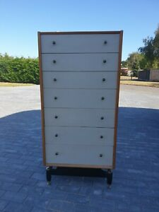 G Plan E Gomme Tall Chest Of Drawers