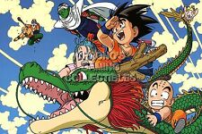 RGC Huge Poster - Dragon Ball Z Anime Poster Glossy Finish - DBZ002