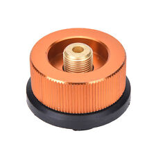 Picnic Burner Cartridge Gas Fuel Canister Stove Cans Adapter Converter Head EW