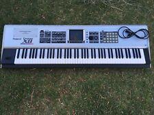 Roland Fantom-X8 Fully weighted 88-key keyboard workstation(1GB memory upgrade +