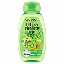 Garnier Ultra Dolce Shampoo per Capelli Bambini 2in1 Mela e Kiwi - 250 ml