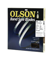 Olson  64.5 in. L x 0.5 in. W Metal  Band Saw Blade, HB71864DB
