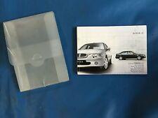 Rover 45 Owners Handbook