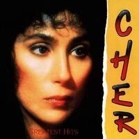 Cher Greatest hits (16 tracks, 1965-75/89, EMI) [CD]