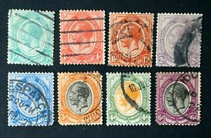 SOUTH AFRICA 1913-24 KGV - Fine - Used not hinged -