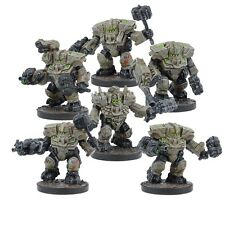 Deadzone-forge father forge guard-deadzone-sentier de la guerre envoyé de première classe -