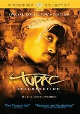 Tupac Resurrection 0883929305056 DVD Region 1