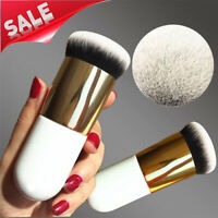 Chubby Pier Foundation Brush Flat Cream Makeup Brushes Professional Cosmetic SC