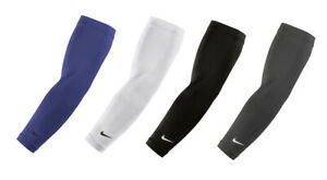 3 pairs of Nike Golf Dri-Fit UV Solar Sleeves - Select Color & Size