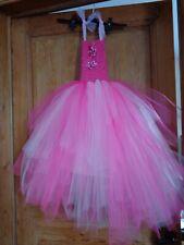 jolie robe princesse fait mains taille 5/6 ans neuve sur commandes