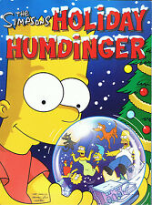 The Simpsons Holiday Humdinger (2004, Paperback, 1st Ed./Pr., HarperCollins)