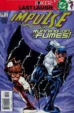 Impulse #79 in Very Fine + condition. DC comics [*cb]