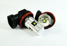 Pair H11 H8 with CREE chip Q5 SMD LED Projector Fog Light For BMW with Resistor