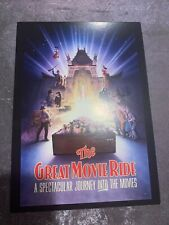 disneys the great movie ride cast member card day of close