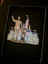 Disney Pin DLR Partners Sleeping Beauty Castle Jumbo Disneyland