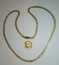 """14k solid gold necklace chain 20"""" Not Scrap"""