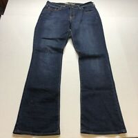 Old Navy Sweetheart Fit Dark Wash Blue Bootcut Jeans Sz 10 A1839