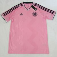 Adidas City of Angels FC Soccer Jersey 2017 FR9266 Pink Men's Size Large