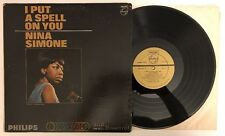 Nina Simone - I Put A Spell On You - 1965 RARE Promo Mono LP PHM 200-172 (VG+)