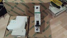 Crabtree loadstar 20A TIPO B MCB interruttori automatici NUOVO B20 6msb20