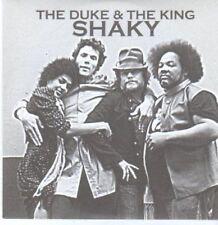 (BI241) The Duke & The King, Shaky - 2010 DJ CD