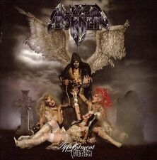 Appointment with Death  by Lizzy Borden (CD, Oct-2007, Metal Blade)