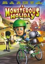 Monsterous Holiday (DVD, 2013)