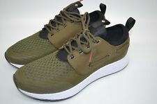 New Sperry STS50010H 7 Seas Carbon OLIVE Men's Casual SNEAKER Shoes Size 9 M