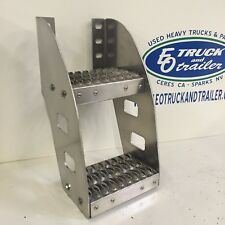 "Peterbilt Aluminum Truck Frame Step 10"" - or Kenworth Freightliner Volvo"