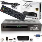 HDTV HD Digital SAT Receiver Leyf-0301 +HDMI Kabel HD DVB-S2 USB ► PVR Ready
