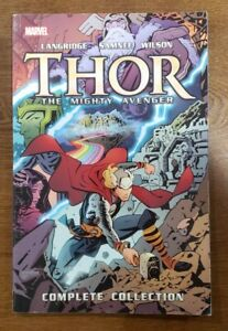 THOR The Mighty Avenger Complete Collection TPB GN SC OOP 2013 Marvel Langridge