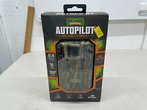 Primos 65055 AutoPilot 16MP No Glow Trail Camera