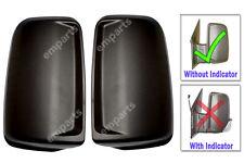 MERCEDES SPRINTER MK2 2006-/>2010 RIGHT SIDE WING//DOOR MIRROR COVER BLACK