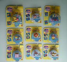 Polly Pocket Bluebird Mimi and Goo Goos Lot 9 Blisters NEW NIB