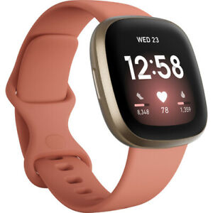 Fitbit Versa 3 Health & Fitness Smartwatch with GPS | Authentic | Activity Watch