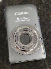 Canon PowerShot ELPH 100 HS 12.1MP Digital Camera Not tested! For parts