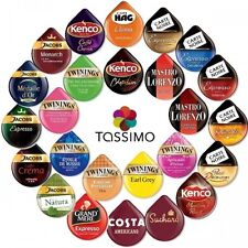 36 Tassimo T- Discs Variety Pack ( Perfect  for Gift or Starter Pack )