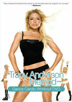 The Tracy Anderson Method: Dance Cardio Workout DVD Keep Fit Gift Idea NEW