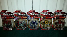 Cybertronian Optimus Prime Megatron Soundwave Bumblebee Cliffjumper Transformers
