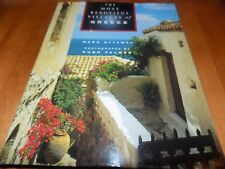 THE MOST BEAUTIFUL VILLAGES OF GREECE Greek Village Architecture History Book