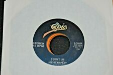 New listing COUNTRY LOT OF 5 45'S BY JOE STAMPLEY ON EPIC 45RPM RECORDS