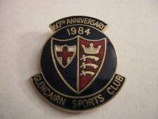 Club Sports Collectable Badges/Pins