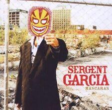 SERGENT GARCIA - MASCARAS [CANADA] NEW CD