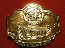Philmont - Buckle - PSA 40th Anniversary - Sterling Silver