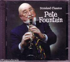 Dixieland Classics PETE FOUNTAIN 1998 Heartland Music 2CD Set As Seen on TV RARE