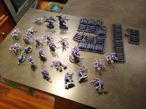 Warhammer 40K 40000 Space Hulk Tyranids Broodlord Genestealers Lot $22 Ship