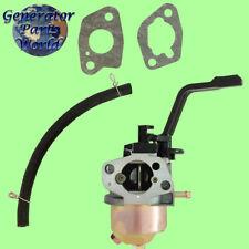 Harbor Freight Carburetor w/ Gaskets for Predator 63079 3200 4000 Gas Generator