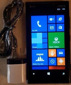 Nokia Lumia 920 4G LTE - 32GB - Black -  ATT (Unlocked) Windows Smartphone