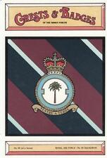 ROYAL AIR FORCE ( RAF ) 30 SQUADRON POSTCARD ( CRESTS & BADGES SERIES )